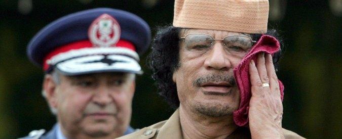"""""""Libia, miliziani che combattono l'esercito regolare hanno trafugato armi chimiche"""""""