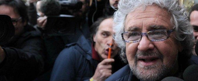 """Rai, Renzi: """"Grillo? Su questo argomento lo ascolto. Non dimentico che fu cacciato"""""""