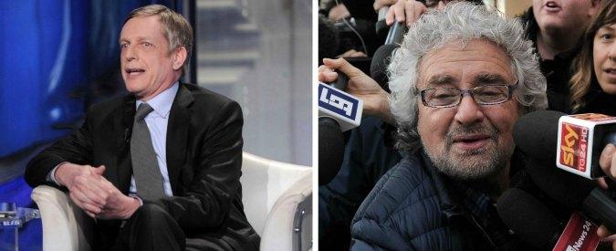 """Reddito cittadinanza, Grillo: """"Cuperlo lo vuole? In Aula al più presto ddl M5S"""""""