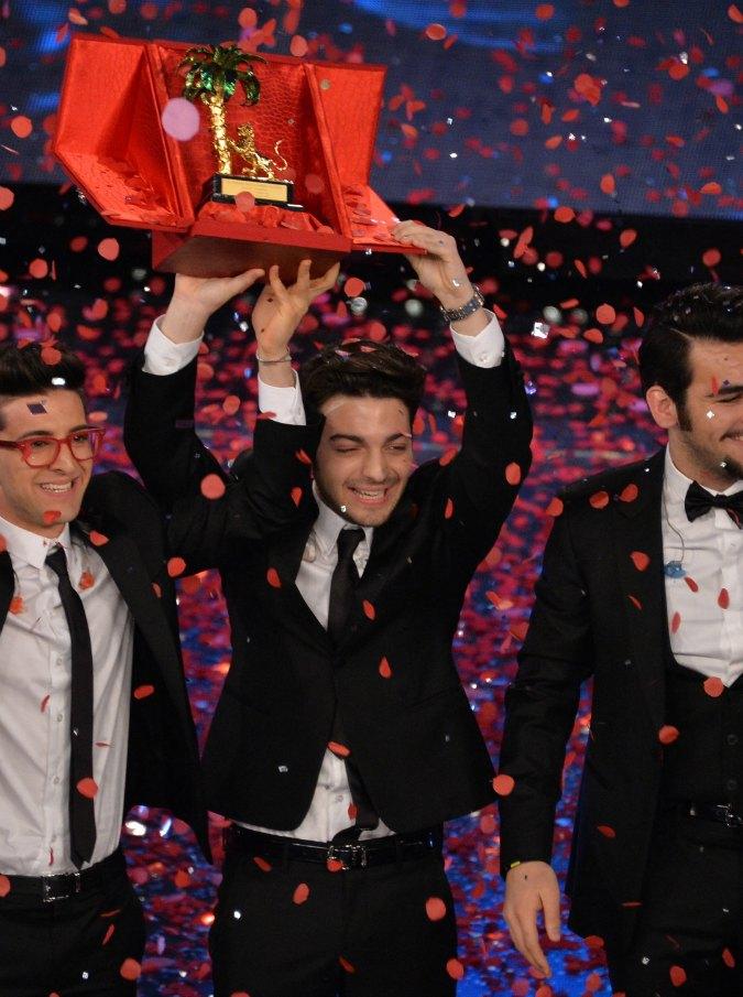 Sanremo 2015, il pagellone finale: Conti esce vincitore (con Malika, Nek e Ruggeri)