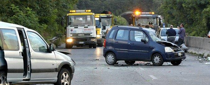 Sicurezza stradale, il 50% degli italiani sa che dipende da loro. Ma a sbagliare sono sempre gli altri