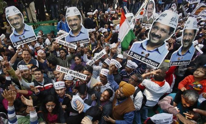 India, la vittoria del partito anticorruzione la rivoluzione dell'uomo comune