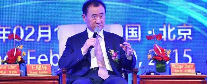 Dalian Wanda, ecco la società cinese che gestisce i diritti tv del calcio italiano
