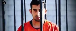 Isis, video pilota giordano bruciato vivo. Amman risponde: 'Sayida sarà giustiziata'