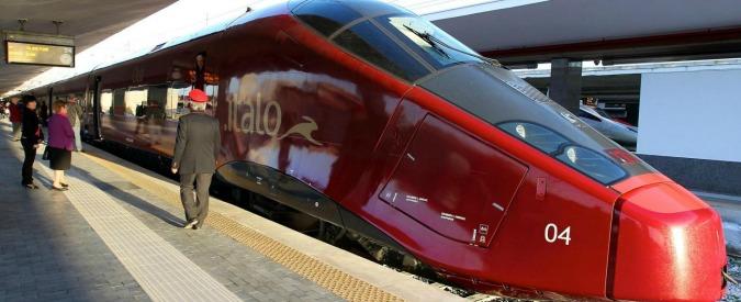 """Compagnie ferroviarie, """"per Italo un regalo da 18 milioni di euro"""""""