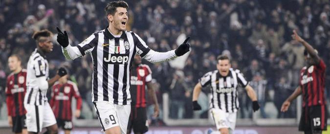 Juventus-Milan 3-1, i rossoneri di Inzaghi c'erano. Ma hanno vinto i più forti
