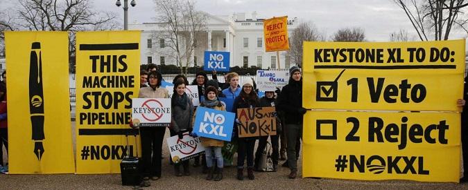 Petrolio, Obama blocca l'oleodotto di Keystone: finalmente un segnale politico importante