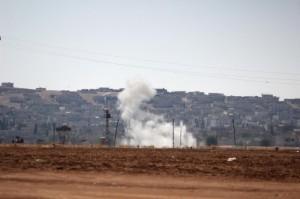 Stato islamico conquista Kobane