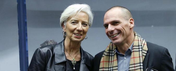 Grecia, Varoufakis vola a Washington dal Fmi mentre Tsipras si scalda per Putin
