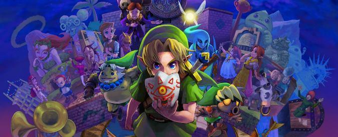 'The Legend of Zelda' sfida il tempo: arriva 'Majora's Mask 3D'