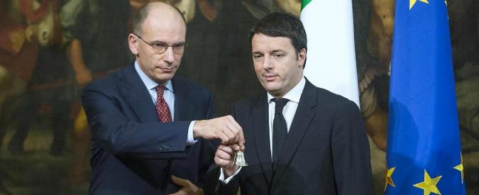 Sondaggi, governo Letta? Era finito, ma dopo un anno era più popolare di Renzi