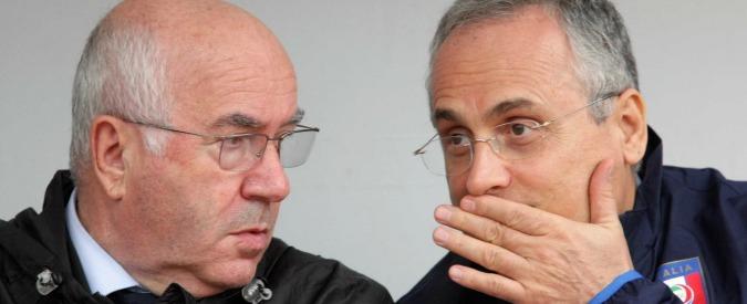 """Lotito si difende attaccando: """"Nessuna minaccia"""". Ma Tavecchio lo censura"""