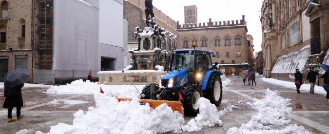 """Neve in Emilia, Enel si difende dopo il black out di giorni: """"Evento eccezionale"""""""