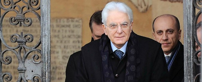 Sergio Mattarella, c'è un cattolico (vero) al Colle