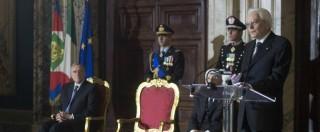 """Terrorismo, Mattarella: """"Condanna per la barbara uccisione del pilota giordano"""""""