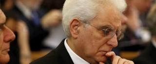 """Tunisi, Mattarella: """"Un gesto di inaudita violenza, l'Italia non si farà intimorire"""""""