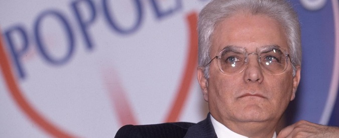 Sergio Mattarella, la Terza Repubblica in ginocchio dalla Prima