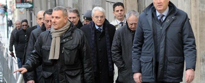Mattarella e la consacrazione giornalistica della 'Santità quirinalizia'