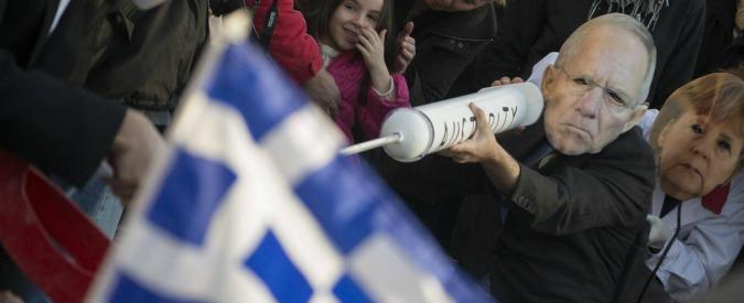 Grecia provoca Germania: 'Pronti a confiscare beni tedeschi per danni guerra'
