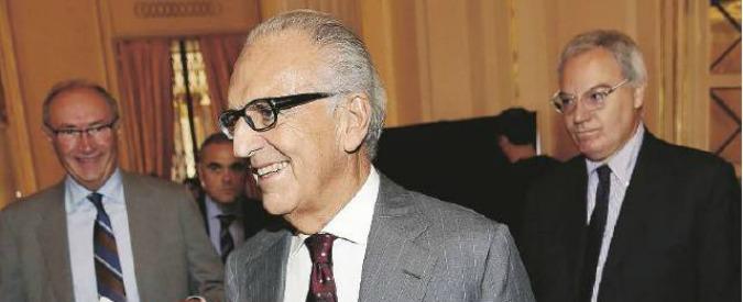 Scala, Renzi e Franceschini riportano il finanziere Micheli nel cda