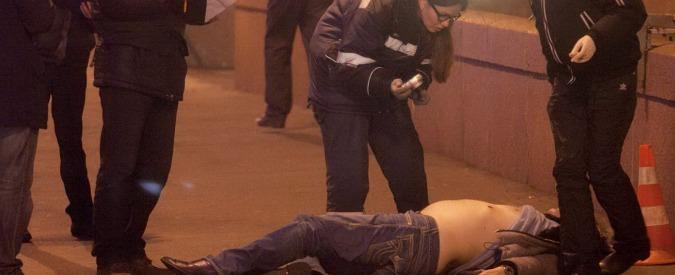 Mosca, ucciso in un agguato leader opposizione ed ex vicepremier Nemtsov