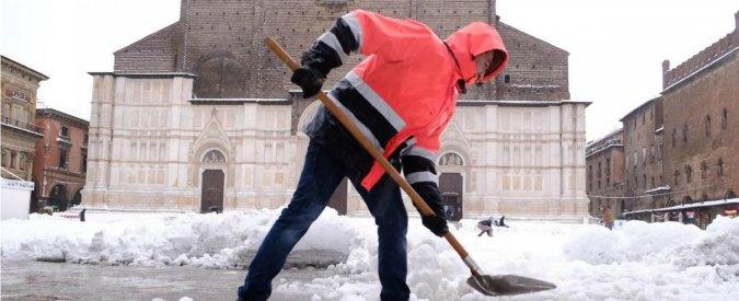 "Neve, dopo 4 giorni 19mila famiglie senza luce in Emilia. Lega: ""Class action vs Enel"""