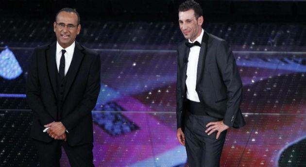 Sanremo 2015: sportivi all'Ariston, storia di un binomio 'vincente'