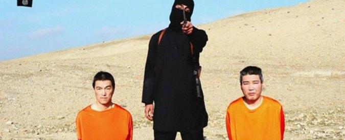 Giappone, gli ostaggi dell'Isis e l'ipotesi di revisione costituzionale di Abe