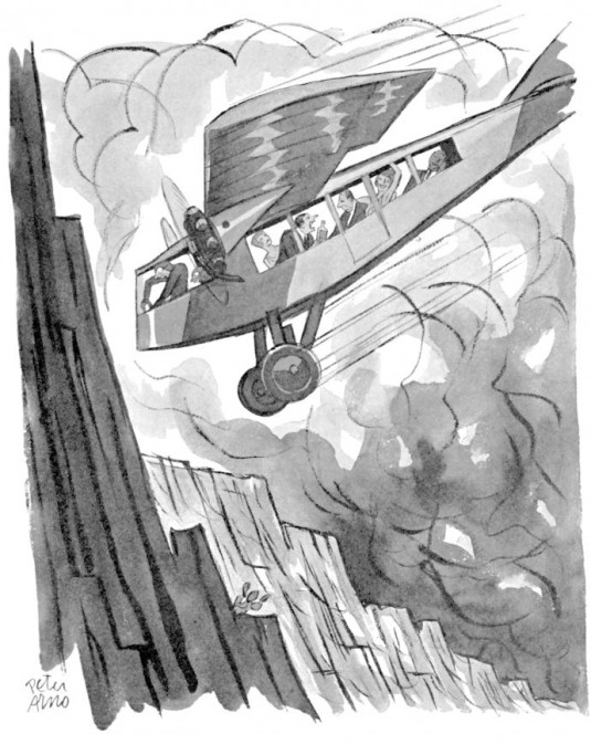 Vignetta di Peter Arno