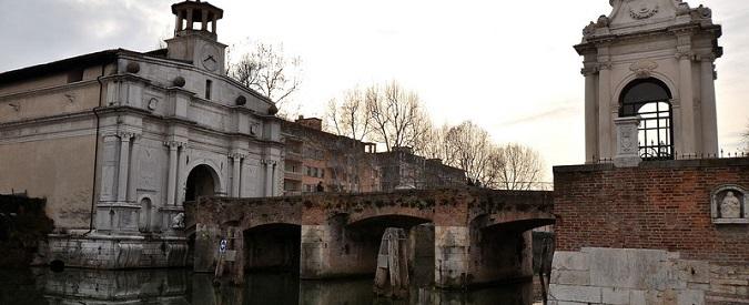 Padova fora le mura cinquecentesche. Per una fogna