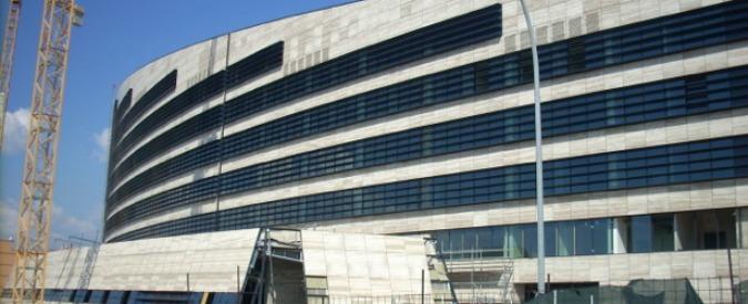Reggio Calabria, il palazzo di Giustizia incompiuto e la promessa di Renzi