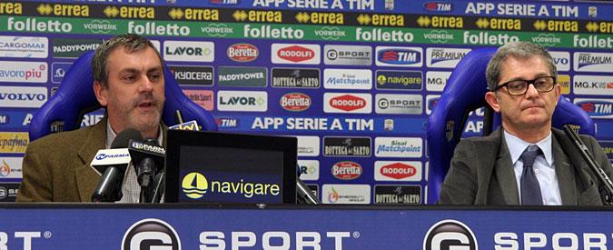 """Parma Calcio, seconda vendita in 2 mesi. """"Pagheremo tutti i debiti"""""""
