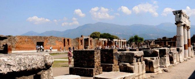 Cultura, Cipe assegna 1 miliardo a Pompei, Ercolano, Uffizi, Cittadella di Alessandria e Reggia di Caserta