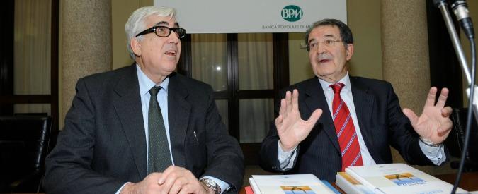 Banche popolari, rinviato a giudizio l'ex presidente Bpm Massimo Ponzellini
