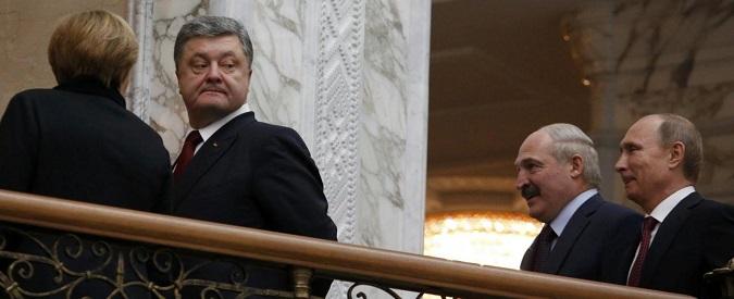 Ucraina, la tregua di Minsk prepara una pace incerta