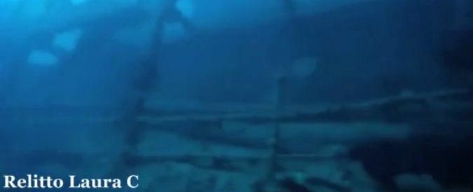 """'Ndrangheta, """"relitto della nave 'Laura C' è supermarket tritolo per le cosche"""""""