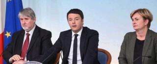 """Jobs Act, Renzi: """"Nessuno sarà lasciato solo, più tutele per chi perde posto"""""""