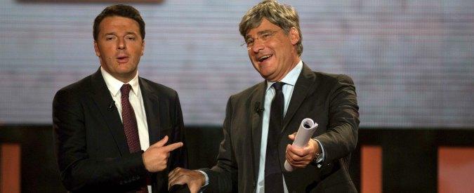 """Talk show politici e crisi dell'audience: è l'effetto della """"secessione renziana""""?"""