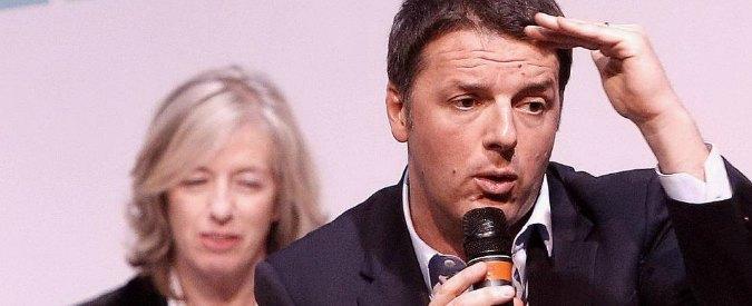 Renzi in Tv: un giorno col premier (e con la stampa serva)