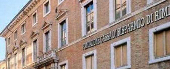 Cassa risparmio Rimini, 26 indagati. Tra loro anche 2 commissari di Bankitalia