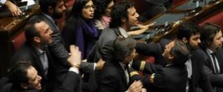 """Rissa alla Camera, Ventricelli (Pd): """"Ha iniziato Sel, ma è colpa dei grillini"""""""