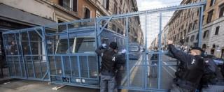 Salvini a Roma, tremila agenti schierati. Previste contro manifestazioni