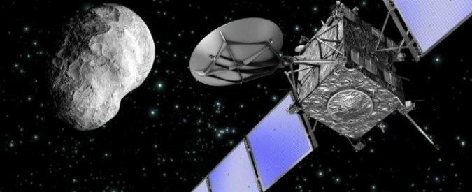 """Rosetta, missione compiuta. La sonda è atterrata sulla cometa 67P: """"Ottenuti risultati unici, forse irripetibili"""""""
