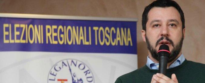 """Lega, Salvini: """"Noi con Fi? Ad oggi niente accordo. Abbiamo visione diversa"""""""