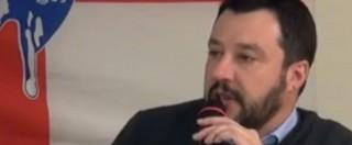 """Naufragio migranti, le reazioni – Salvini: """"Ipocrisia di Renzi e Alfano crea morti"""""""