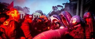 Roma, manifestazione anti-Salvini. Vie bloccate e scontri con le forze dell'ordine