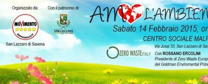 San Lazzaro, il sindaco renziano dà patrocinio all'evento politico M5S
