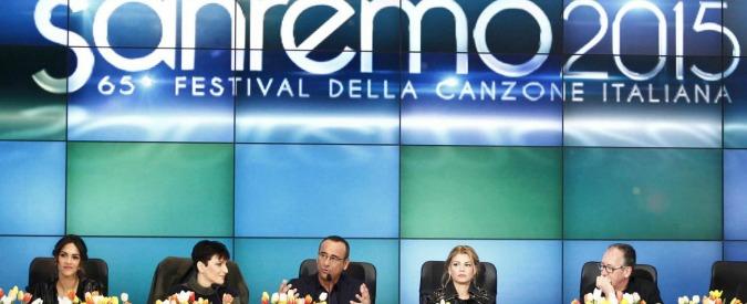 Sanremo 2015, prova che la tv generalista fa ancora socializzare. Come lo stadio