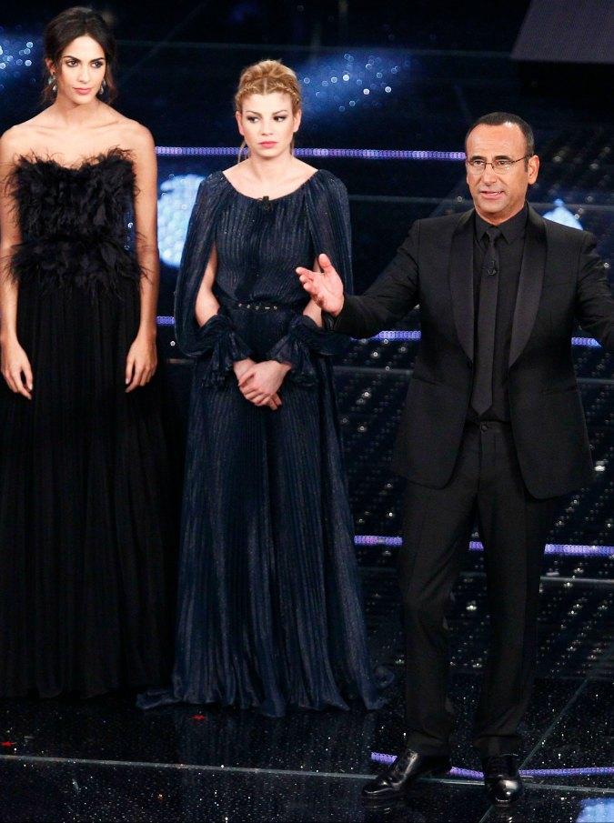 Sanremo 2015, le pagelle della quarta serata. Eroico Raf, disastro Atzei