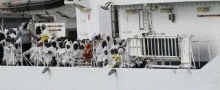 Immigrazione, ancora sbarchi in Sicilia. A Lampedusa donne e bambini dalla Libia